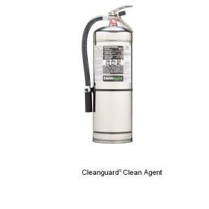 SPECIALTY EXTINGUISHERS & OPTIONS