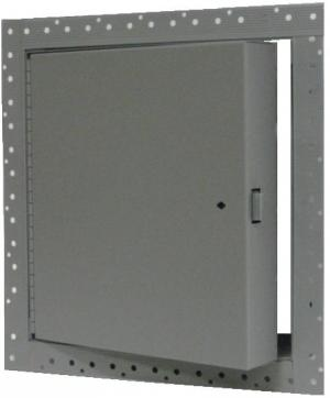 FDWB - FIRE-RATED & INSULATED CONCEALED FRAME ACCESS PANEL WITH WALLBOARD BEAD