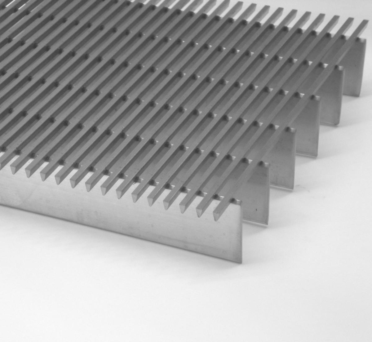 500 Stainless Steel Grating