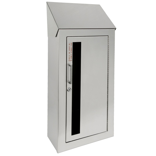 Cosmopolitan Stainless Cabinet with Rainhood