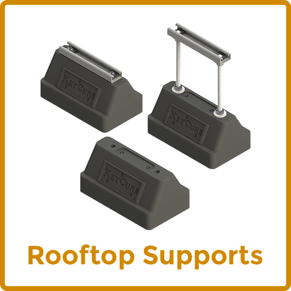 Rooftop Supports Icon