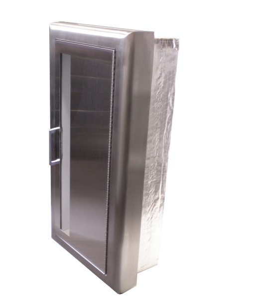 Great JL Industries Has Introduced A New Design For Fire Rated Cabinets Using  Lightweight Mineral Wool Insulation That Eliminates The Heavy Gypsum  Wallboard/Steel ...