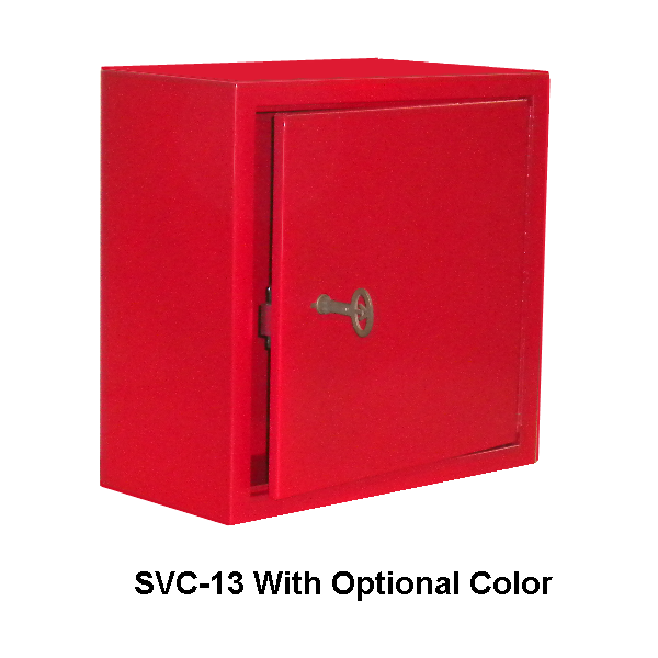 Security Valve and Hose Cabinet
