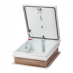 RHDG Diamond Series Roof Hatch - Open