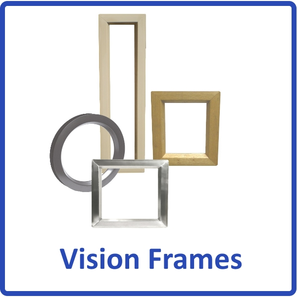 Vision Frames Icon