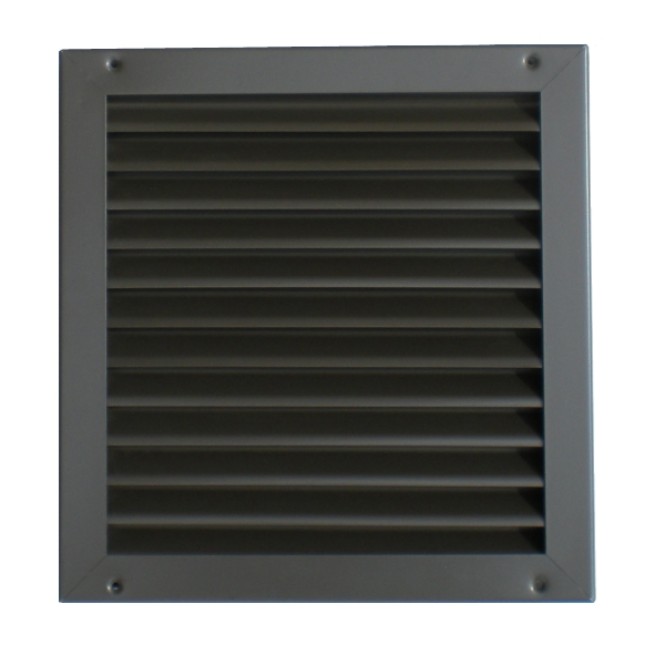 700a Two Piece Louver With Inverted Split Quot Y Quot Blades