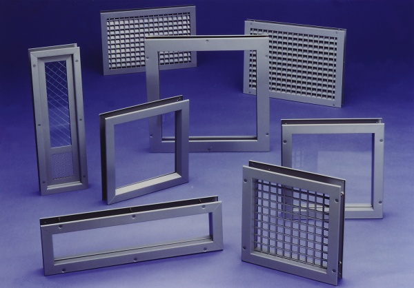 Special Finishes Amp Materials For Air Louvers Products