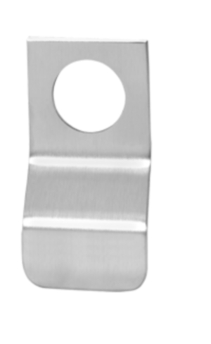 d251 flush door pull with concealed mount