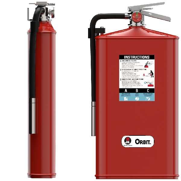 Introducing the orbit line of low profile extinguishers for Jl builders