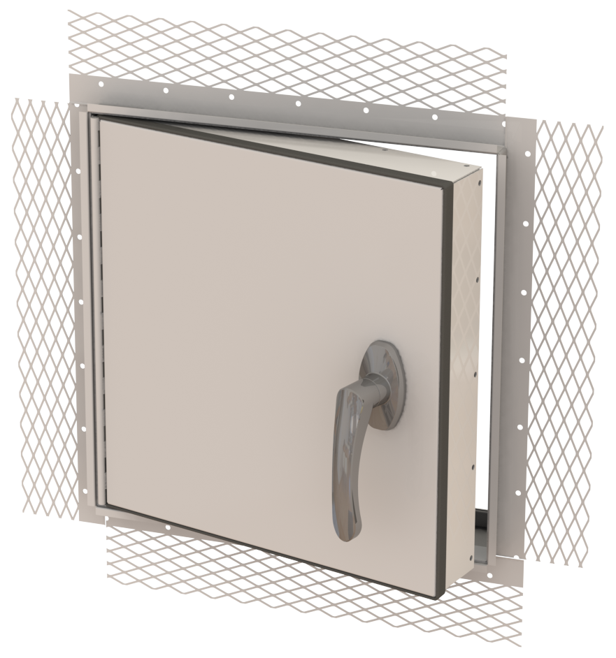Xpea Weather Resistant Access Panel For Plaster And