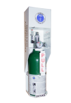 Automated First Aid Oxygen Unit